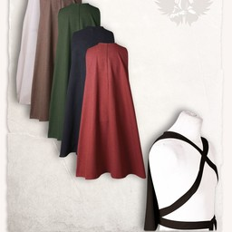 Cloak george, brun