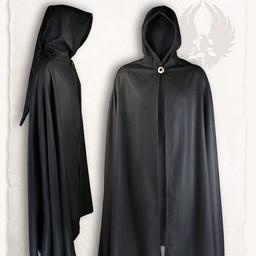 Mantel Gora, schwarz