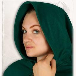 Gora wool cloak, green