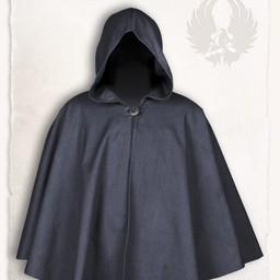 Middelalderlige cape kim, sort