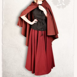 Middelalderlige cape kim, rød