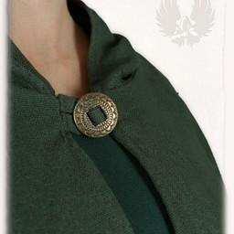 Cape medieval kim lana, verde