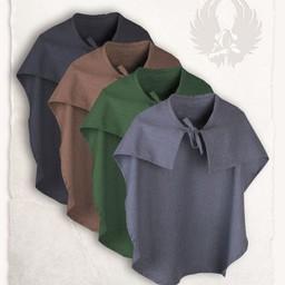 Children's cloak Lucas, brown