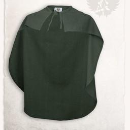 Children's cloak Lucas, green