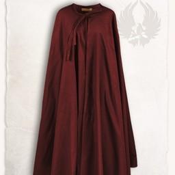 Mittelalterlicher Mantel Rudolf, rot