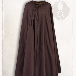 Middeleeuwse mantel Rudolf, bruin