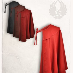 Cloak musketeer Tilly, red
