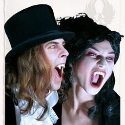 Vampir-Zähneklassiker.