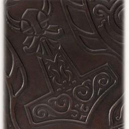 Ragnarok vambraces Thor, brun