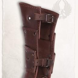 Armbeschermers Albrecht, bruin