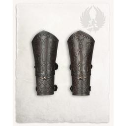 Armbeschermers Gawain, bruin