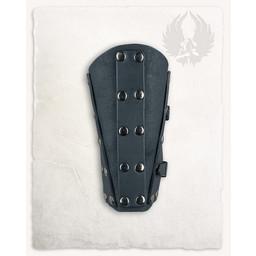 Armbeschermers Erend, zwart