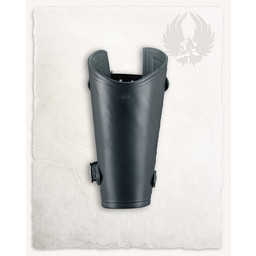 Armbeschermer Artemis S zwart, per stuk