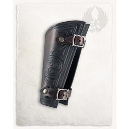 Armbeschermer Artemis S bruin, per stuk