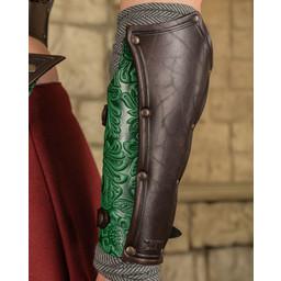 Rustning damer rustning Morgana, brun-grøn