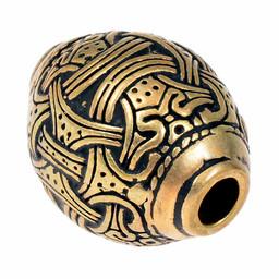 Vikingperle Jellinge, bronze