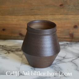 Vroeg-Middeleeuwse pot 8 cm