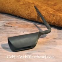 Medieval candleholder (bent)