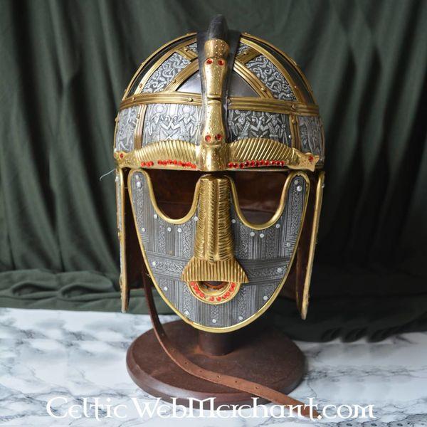 Sutton Hoo helmet - CelticWebM...