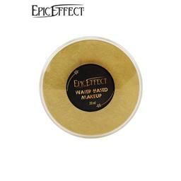 Epic Effect LARP Make-Up - Gold, water-based