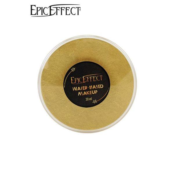 Epic Armoury Epic Effect LARP Make-up - Guld, vandbaseret