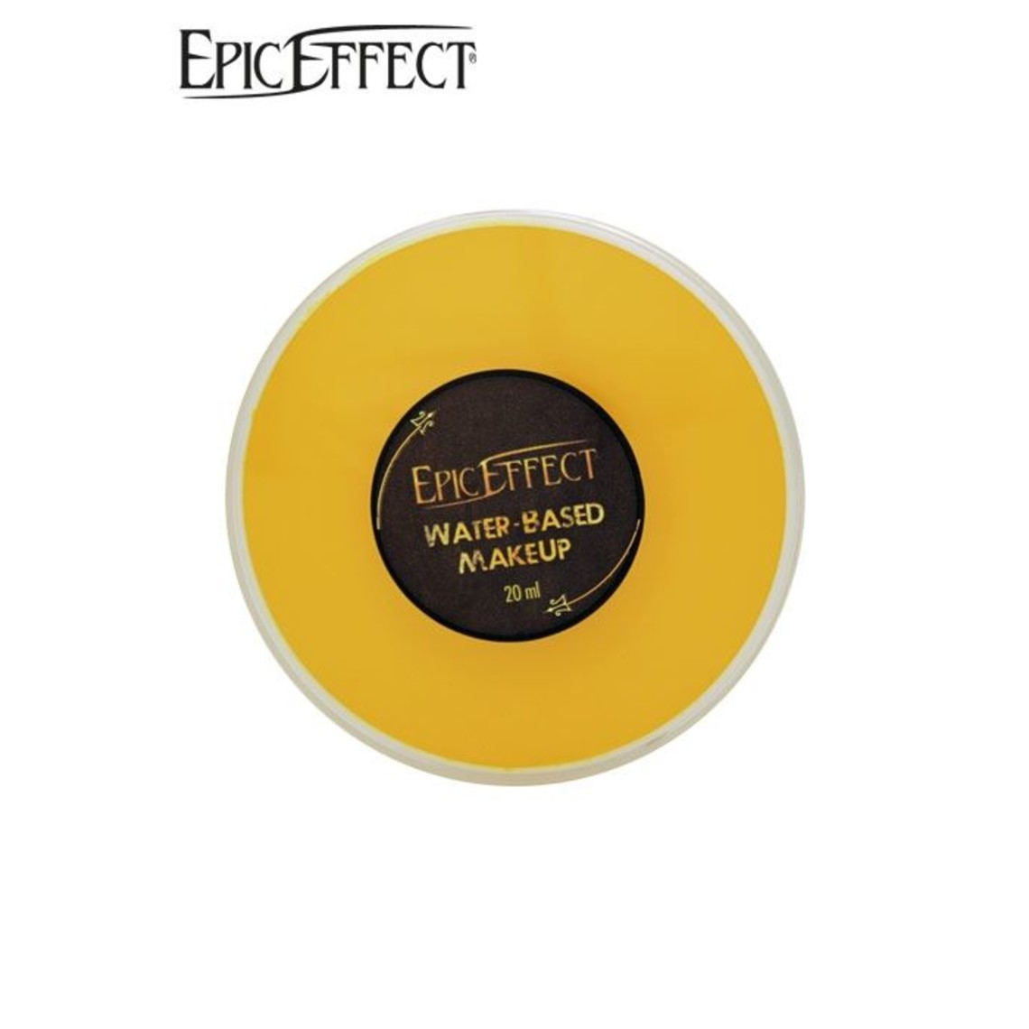 Epic Armoury Epic Effect LARP Make-Up - Gelb auf Wasserbasis