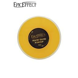 Epic Effect LARP Make-Up - Yellow, water-based