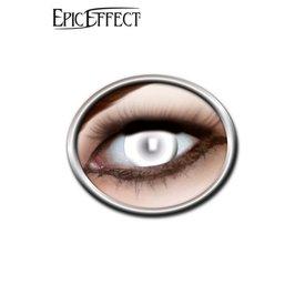 Epic Armoury Farbige Kontaktlinsen Blinde weiß, LARP-Zubehör