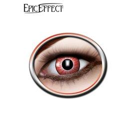 Epic Armoury Farbige Kontaktlinsen Epische Rot, LARP-Zubehör