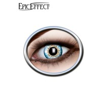 Epic Armoury Coloured Contact Lenses Blue and Yellow, LARP Accessory