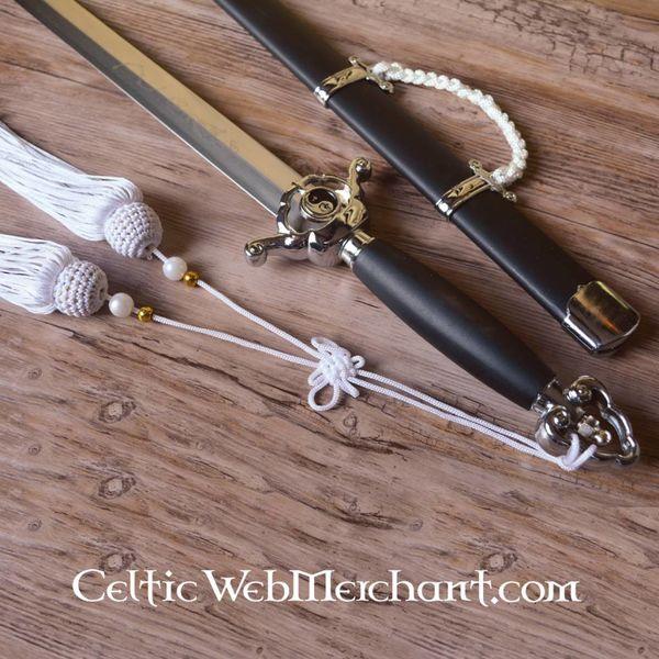 Hvid Tai Chi sværd