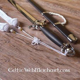 Tai Chi biały miecz