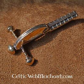 Roman armborst fibula 100-200-talet AD
