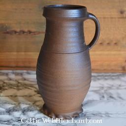 13. århundrede cylinder hals kande