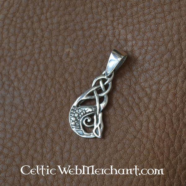 Srebro Celtic topielec