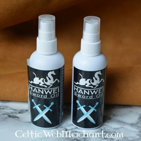 CAS Hanwei Hanwei Sværd Olie, 50 ml