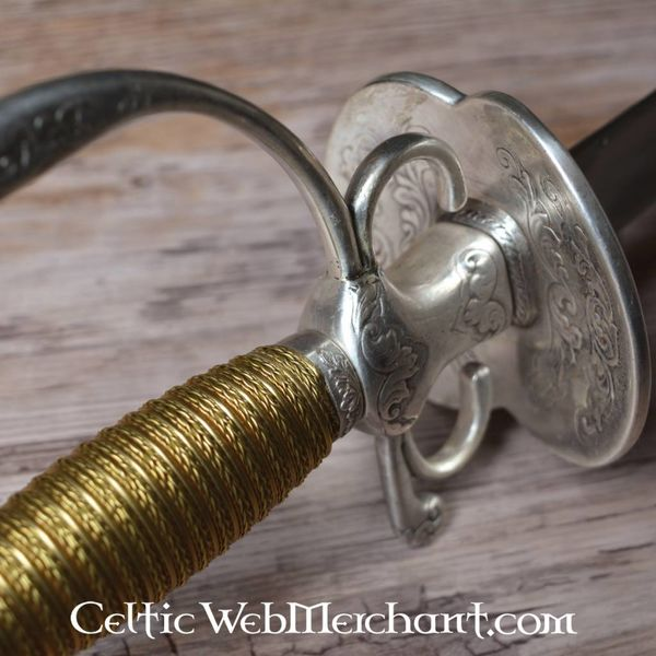 CAS Hanwei Scottish Court Sword (colichemarde)