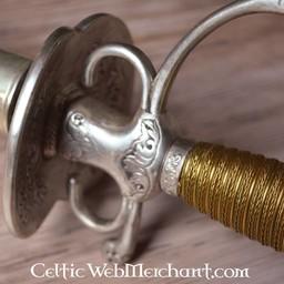 Scottish Court Sword (colichemarde)