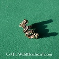 Drakenbaardkraal brons