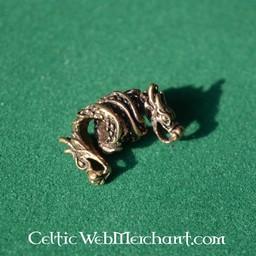 Dragon skägg vulst brons