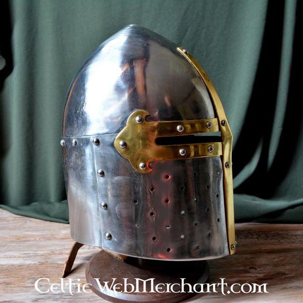 Marshal Historical Franse grote helm (12de-13de eeuw)