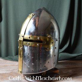 Marshal Historical Französischer großer Helm (12.-13. Jahrhundert)