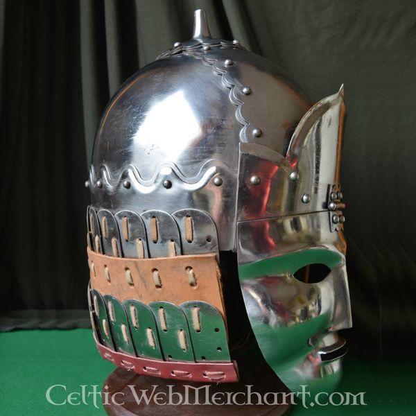 Deepeeka 14th century Mongolian helmet