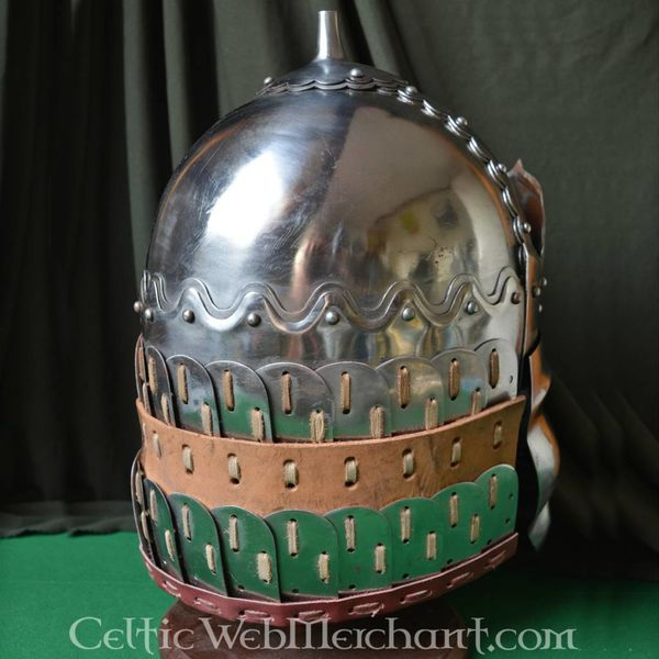 Deepeeka Casque mongole du 14ème siècle
