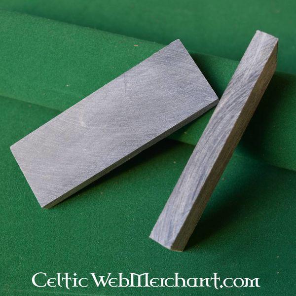 Blok af horn 100 x 40 x 10 mm