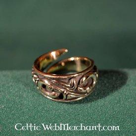 anel Viking grande