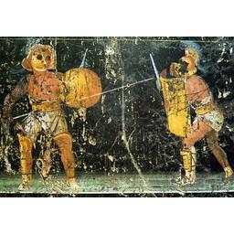 Gladiator Beinschutz