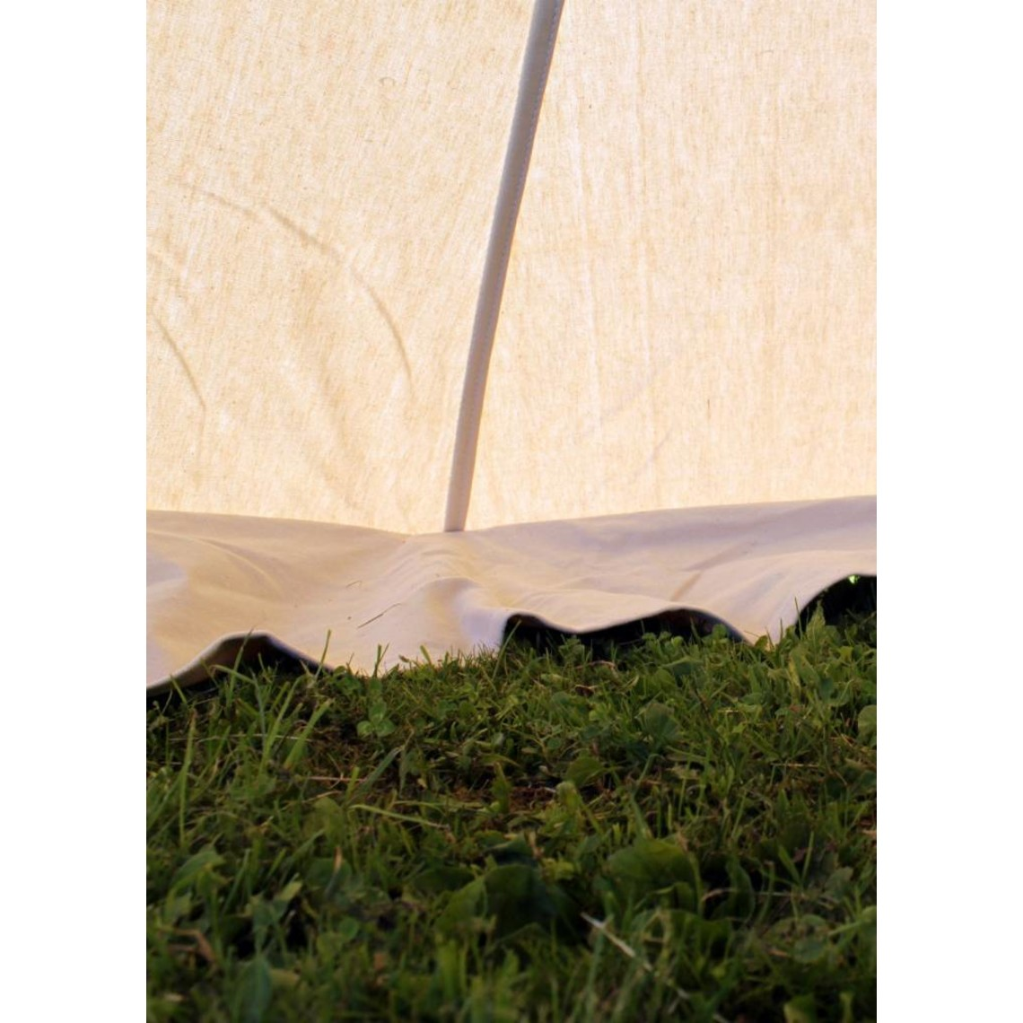 Średniowieczny namiot Herold 3 x 3 m
