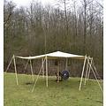 Telaio 3 x 4 m 250 g / m²