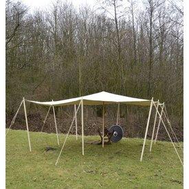 Luifel 3 x 4 meter 250 g/m²